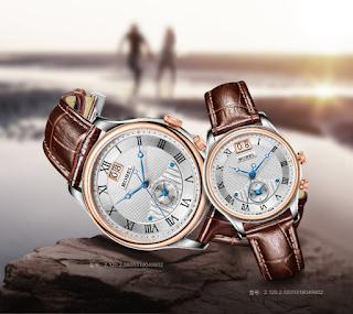 Đồng hồ Nobel - Thiết kế cổ điển