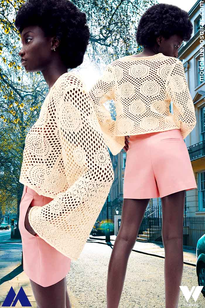 ropa de mujer verano 2022 moda casual urbana