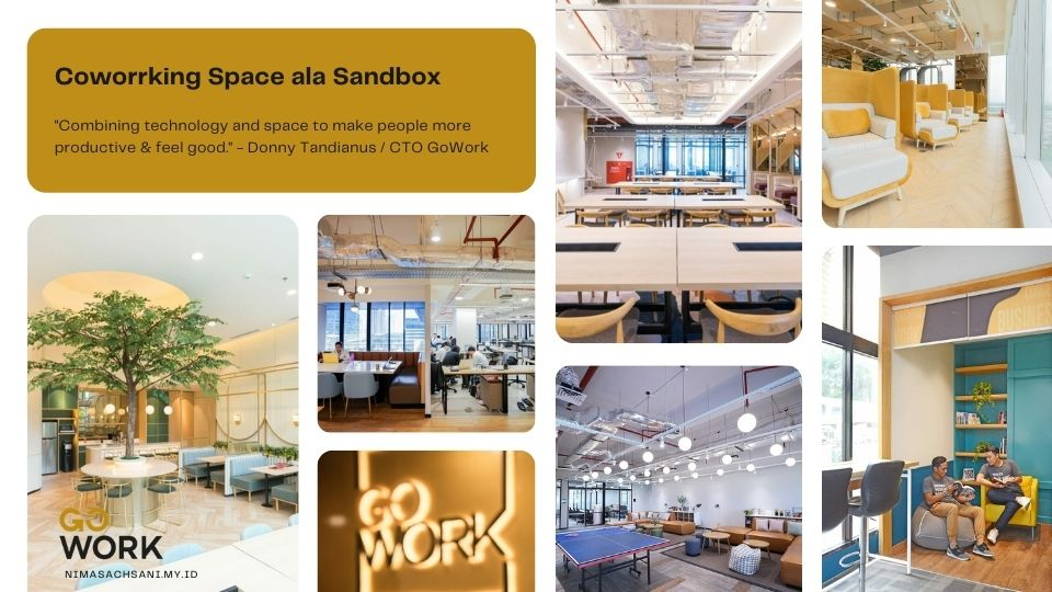 coworking space gowork