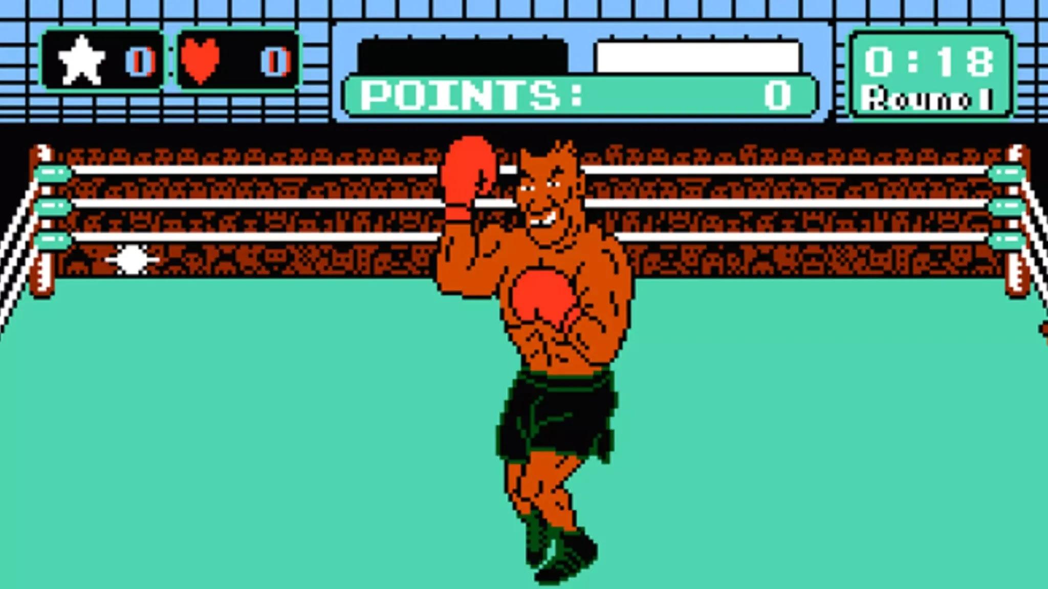 Mike Tyson's Punch-Out !! cho NES vẫn còn chứa những bí mật chưa được khám phá.