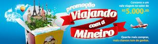 Promoção Viajando com o Mineiro