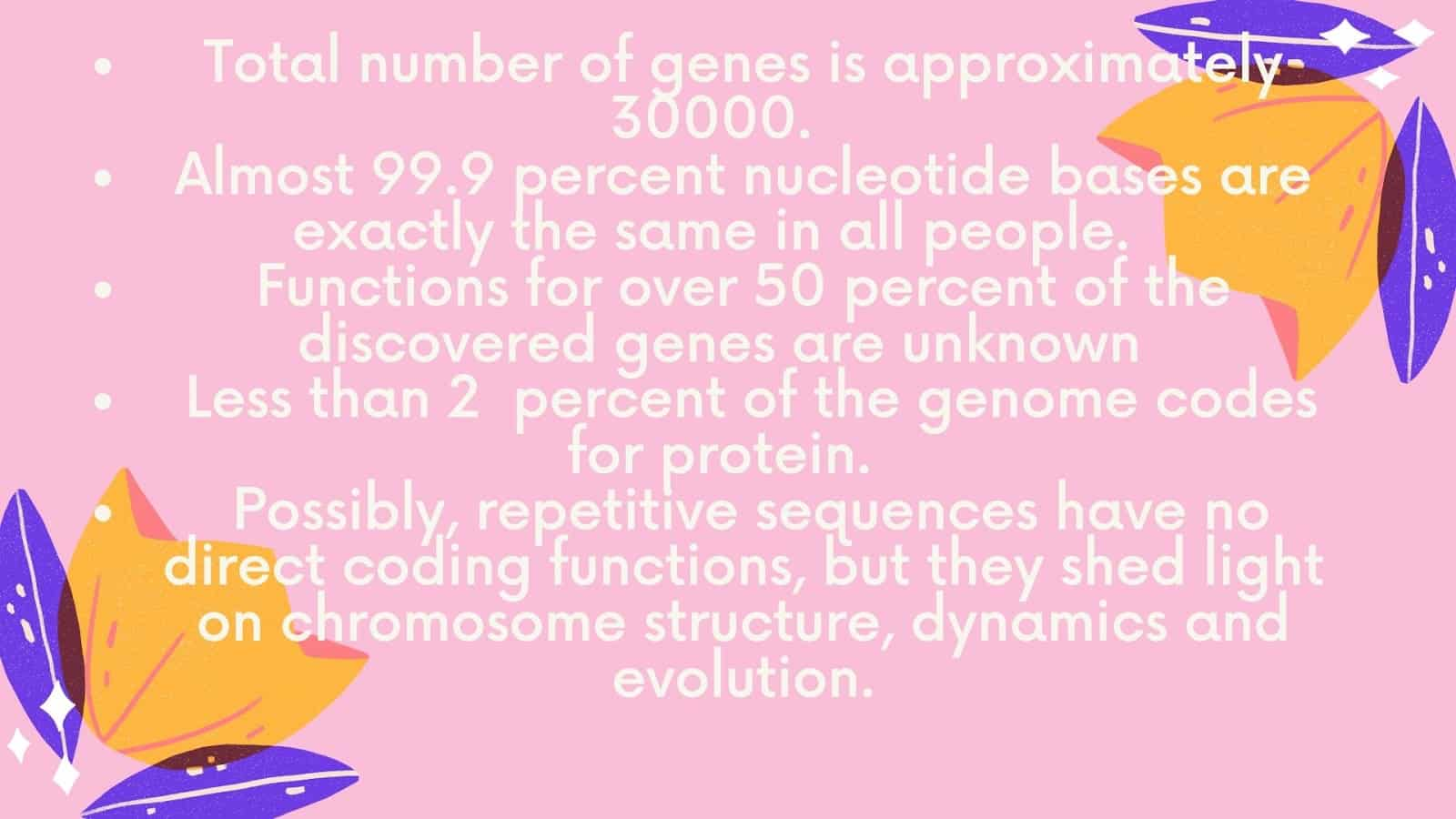 Everything You Need To Know About The Human Genome Project