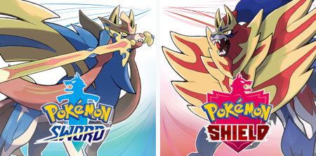 Pokemon sword and shield Games