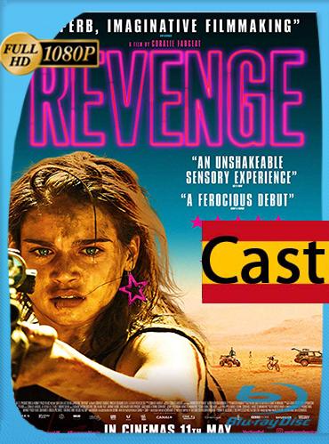 Revenge (2017) HD [1080p] Castellano [GoogleDrive] MacacoupHD