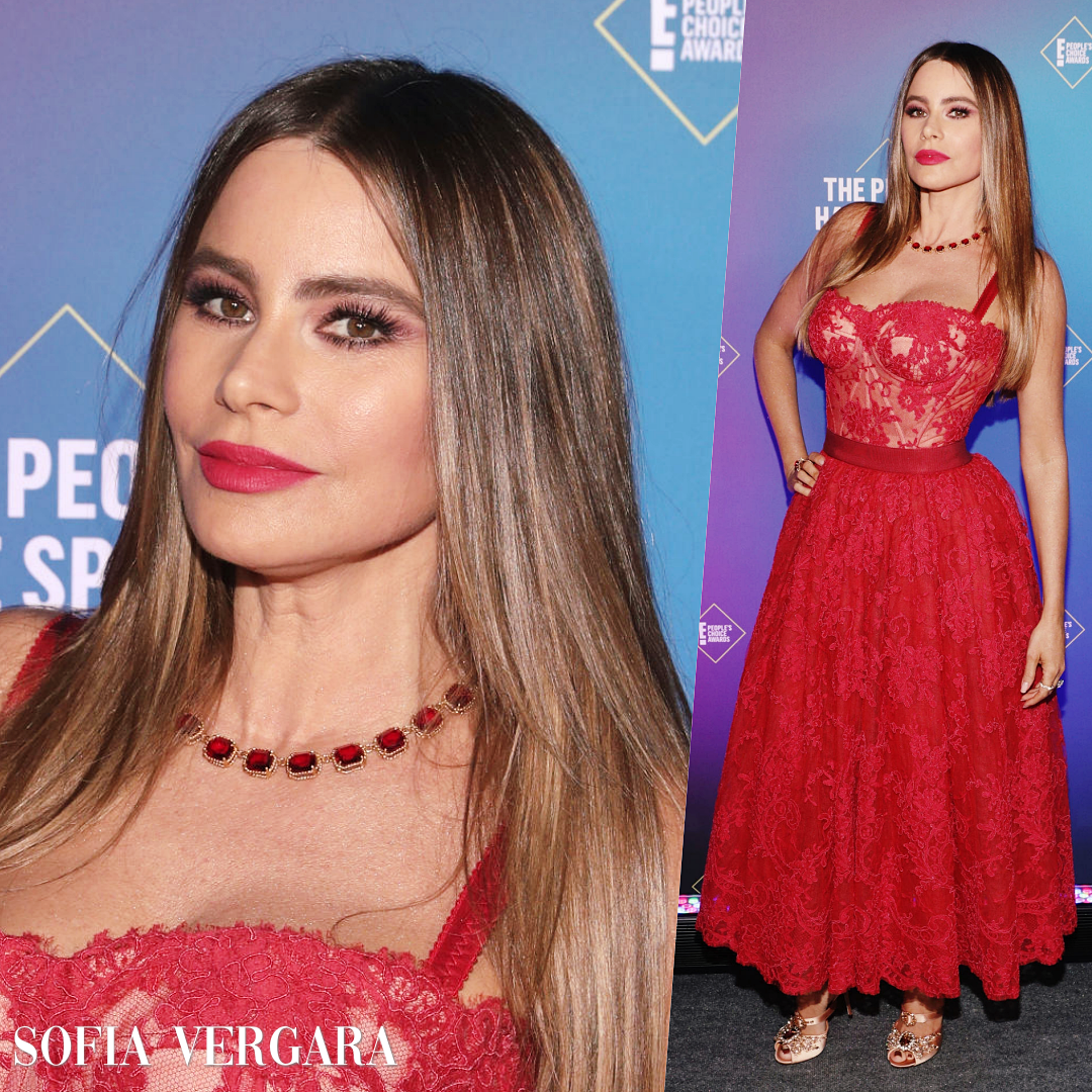 sofia vergara e! people choice awards