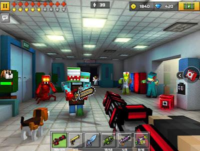 Pixel Gun 3D  17.1.2 2020 mod