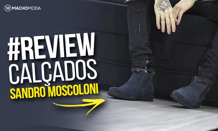 339afd5f2e Vocês já conhecem a Sandro Moscoloni  Já ouviram falar  Marca que foi  fundada em 1976 (wow)
