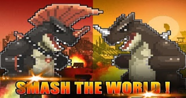 《世界怪獸戰爭》World Beast War Destroy the World in an Idle RPG v1.047 中文版MOD.apk - 人,就愛亂玩~