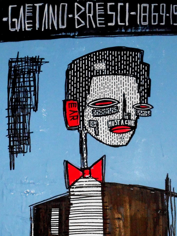 street artist alo
