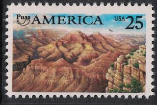 Grand Canyon Arizona, America Issue-