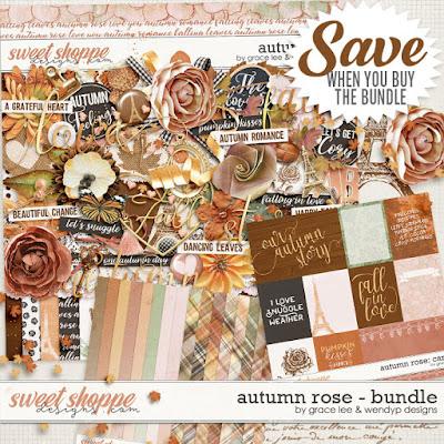Autumn Rose - Bundle