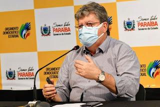 Governador desmente Bolsonaro sobre envio de R$ 21 bilhões para a pandemia na PB
