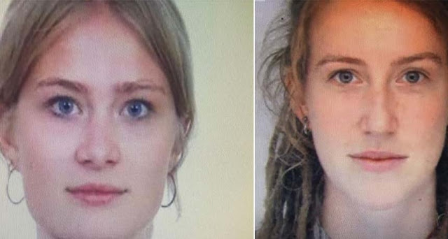 German and Polish women are alleged to have been disappeared in the Albanian Alps