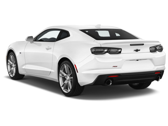 2021 Chevrolet Camaro Review