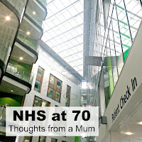 NHS at 70 - Photo taken inside Southmead Hospital