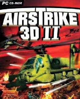 Air Strike 3D 2 - Gulf Thunder Cover, ComputerMastia