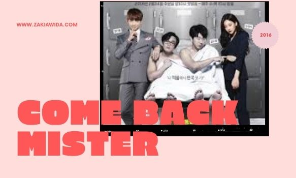 drama korea come back mister