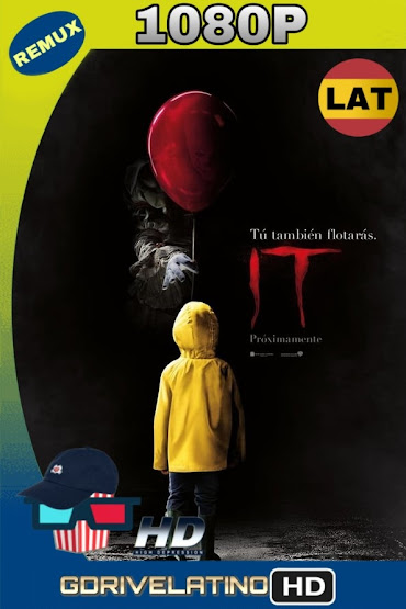 It (Eso) (2017) BDRemux 1080p Latino-Ingles MKV