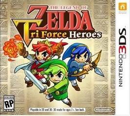 The Legend of Zelda TriForce Heroes