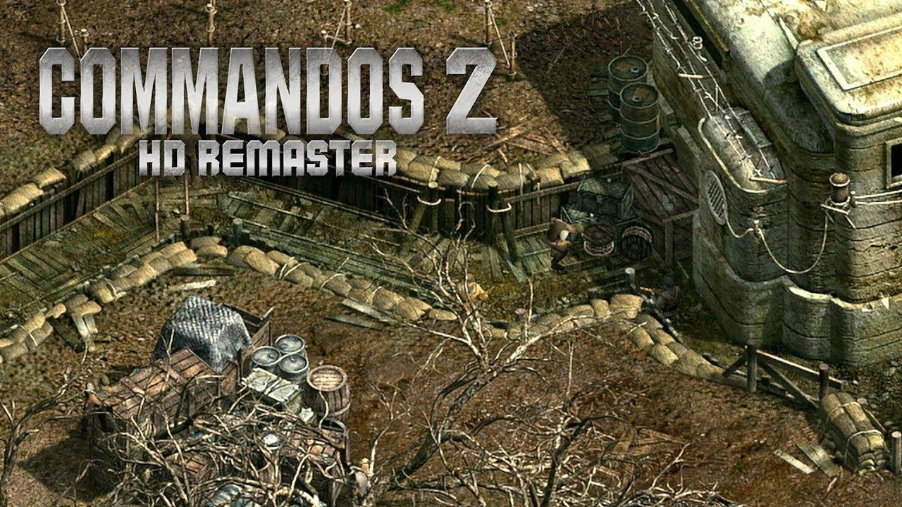 COMMANDOS 2 - HD REMASTER SNEAKS ONTO MAC AND LINUX TODAY