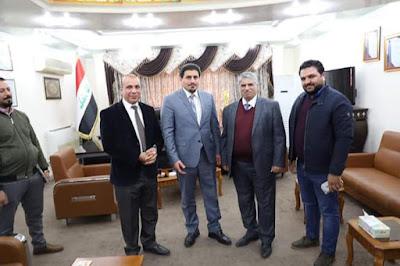 تجمع الاكاديميين العراقيين يكشف عن توجه رئيس الوزراء المكلف تسمية شخصية أكاديمية مستقلة لحقيبة التعليم العالي*