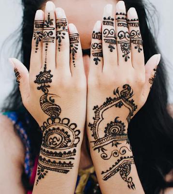 Henna tattoo - Healthbiztips