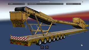 Oversize trailers pack