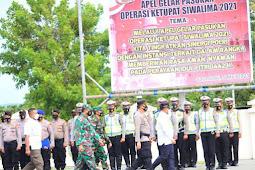 Pemda, TNI dan Polri Siap Sambut Idul Fitri 1442 H di Tanimbar