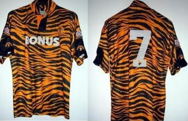 camiseta Hull City
