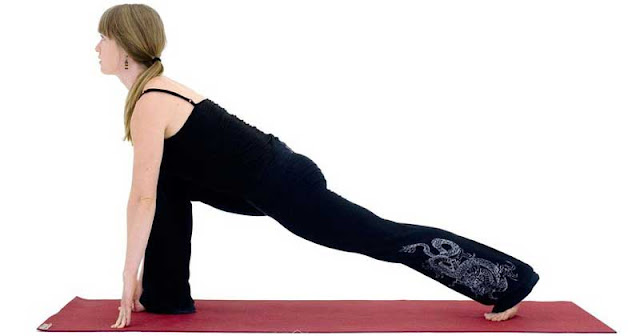 Lunge to Stretch