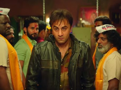 Ranbir Kapoor Looks, Images From Sanju Movie, Snju Movie Looks, Images Wallpapers from Sanju