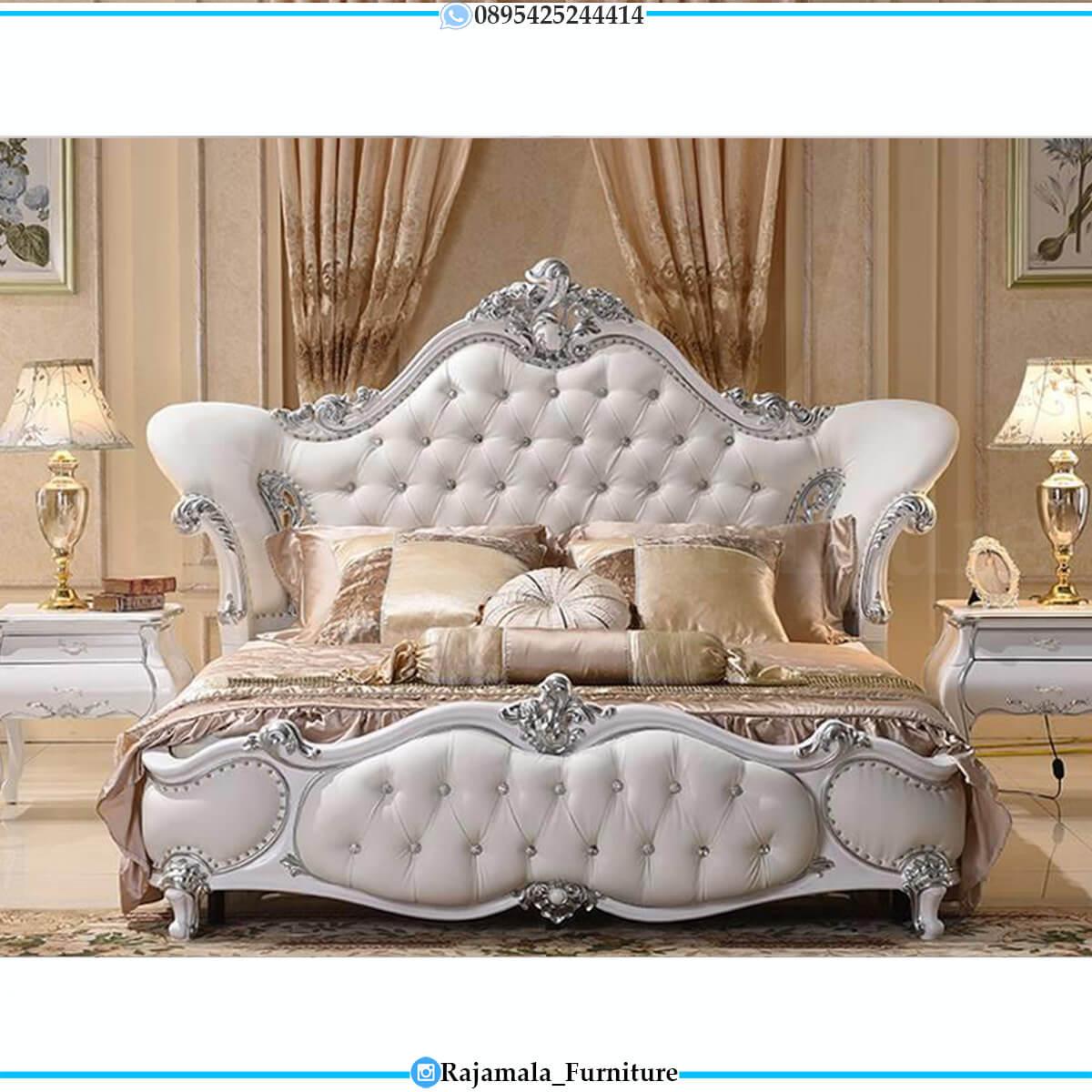 Kamar Set Mewah Terbaru Ukir Jepara Elegant Luxury Design RM-0649