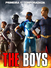 The Boys – 1ª Temporada Completa – WEB-DL 720p | 1080p Torrent Dual Áudio / Legendado (2019)