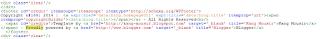 Cara Menghilangkan Link Credit Pada Blog di Edit HTML