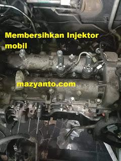 Tips Membersihkan Injektor Mobil