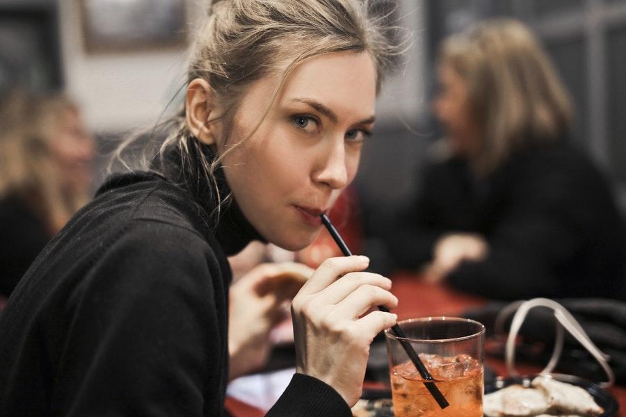 drinking-straw