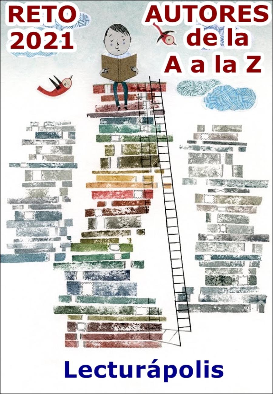 Reto anual para hacer el listado de Autores de la A a la Z que vaya leyendo