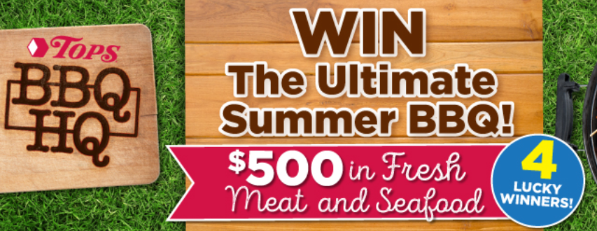 Tops Sweepstakes: Enter for a chance to win $500 in Fresh