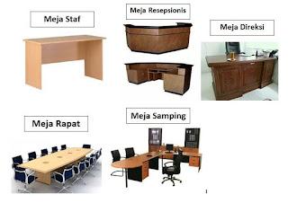 Perabot Kantor yang Digunakan di Perusahaan-Perusahaan Indonesia
