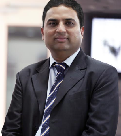 Mr. Kamlesh Patel, CMD, Asian Granito India Ltd
