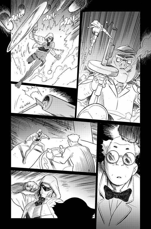 Future State: Gotham #1 - 3