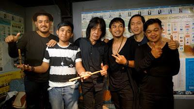 SIBOi Band Rock Pendatang Baru, Resmi Merilis Album Debut