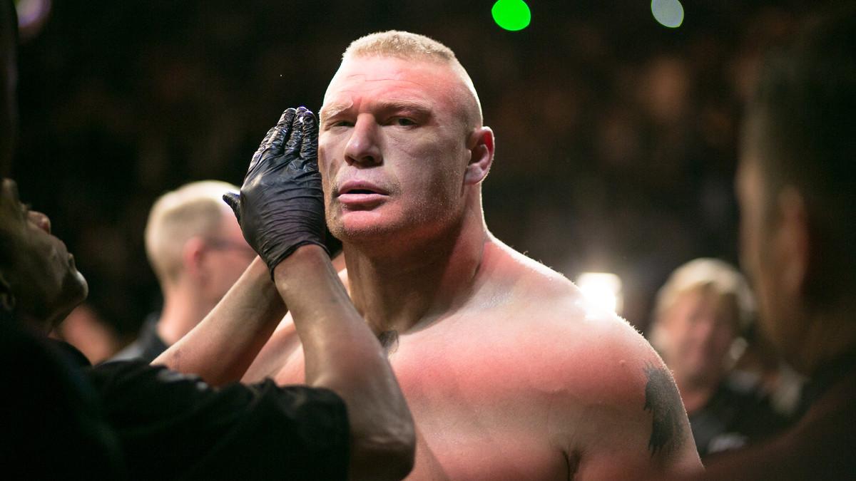 Brock Lesnar pode ter assinado contrato com o UFC