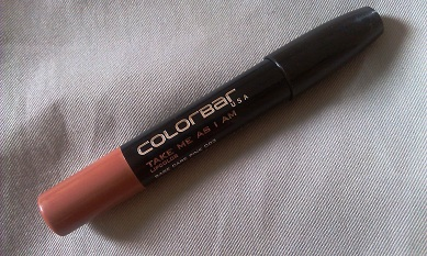 Colorbar Take Me As I Am Lipcolor - Bare Dare Pink (Potential MAC Dupe??)