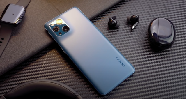 Oppo Find X3 Pro - Snapdragon 888 5G