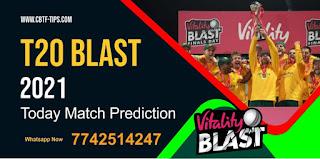KET vs HAM Dream11 Team Prediction, Fantasy Cricket Tips & Playing 11 Updates for Today's English T20 Blast 2021 - Jun 09