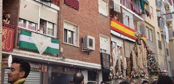 Suspendida de manera definitiva la salida extraordinaria de la Virgen del Amor y el Trabajo de Granada