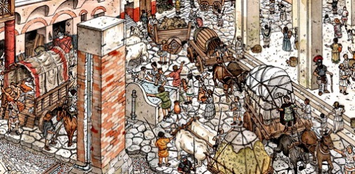 Contratos y antigua Roma