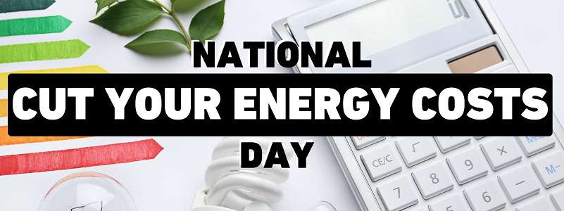 National Cut Your Energy Costs Day Wishes Awesome Picture