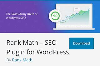 Plugin SEO WordPress Rank Math